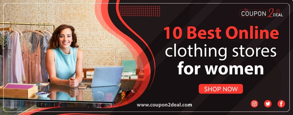 10 best online clothing stores for women