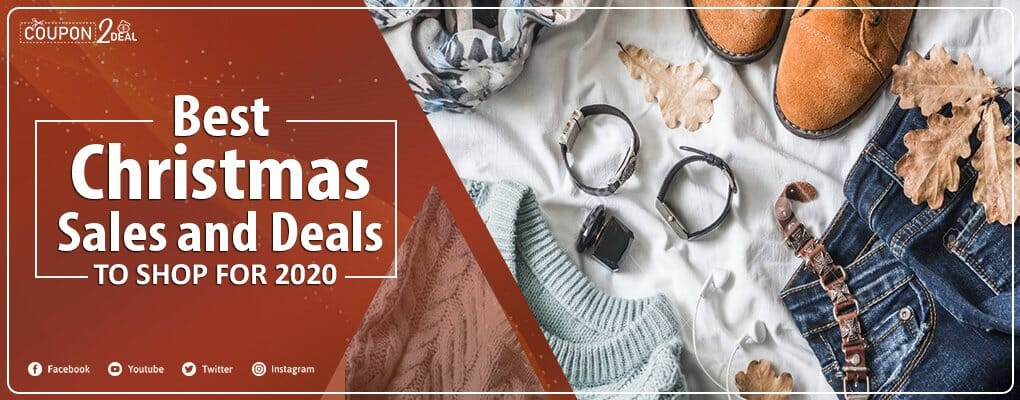 Best Christmas Sales and Deals to Shop for 2020