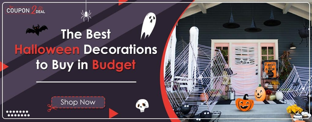 The Best Halloween Decorations to Buy in Budget
